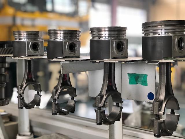 機械加工工場との連携